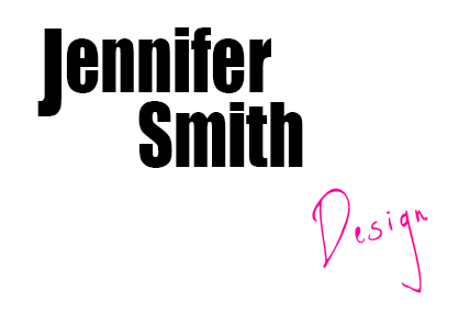Graphic Design by Jennifer Smith